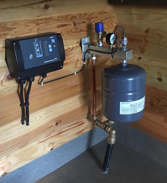 ilmastointiputkesta tulee vettä